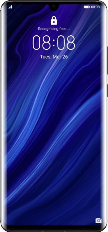 Huawei P30 Pro 6GB/128 GB, Black