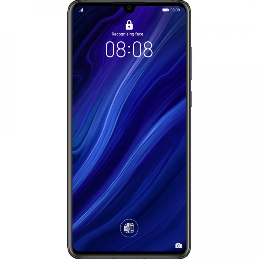 Huawei P30, 6GB/128GB, black