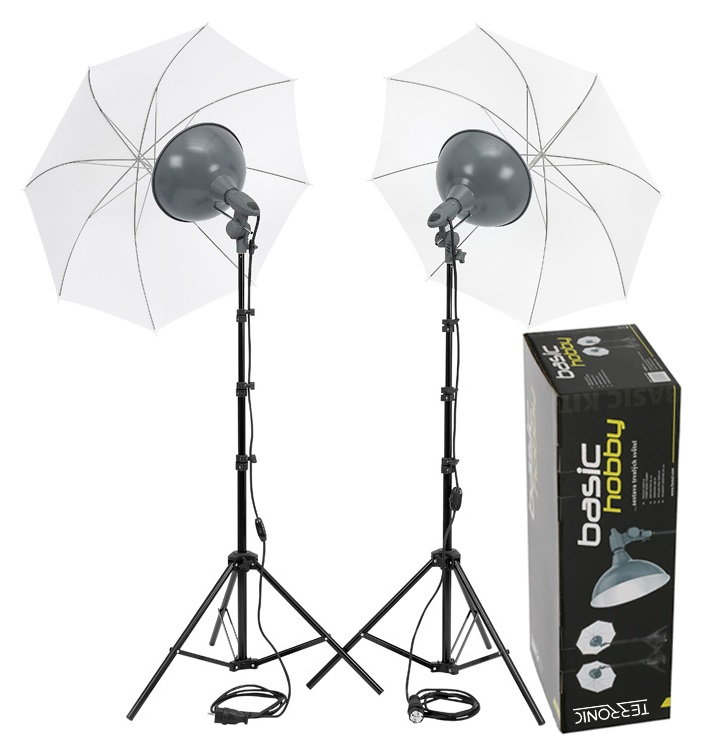 Fomei Basic Hobby 500 kit Set trvalých svetiel