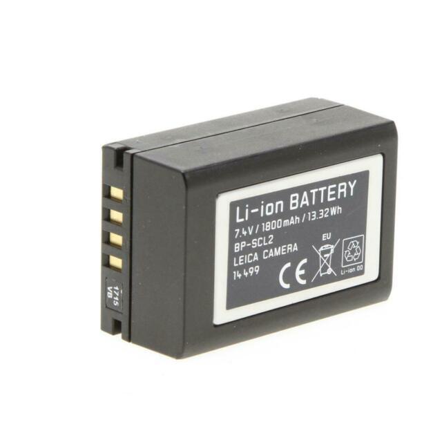 Leica Li-Ion batéria BP-SCL2 pre fotoaparát Leica M-240, M-240MP