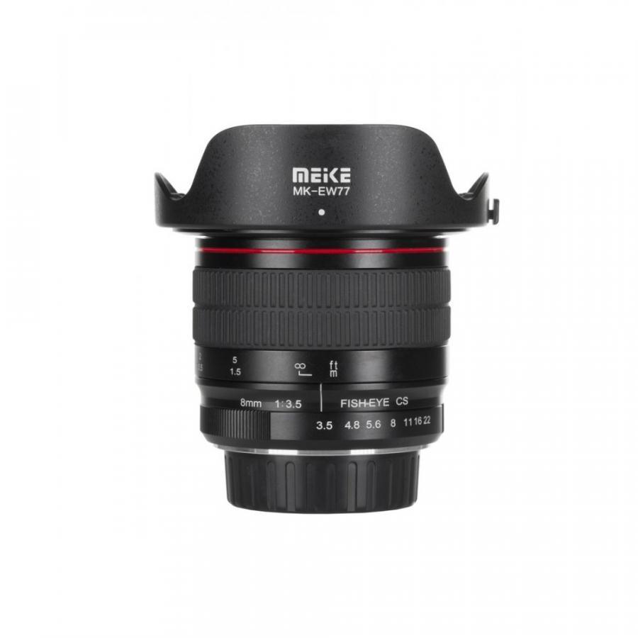 Meike MK 8mm f/3,5 Canon EF