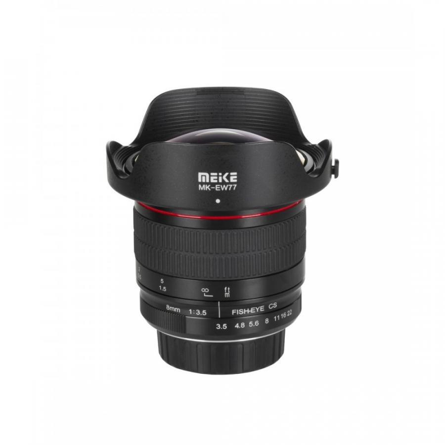 Meike MK 8mm f/3,5 Nikon F