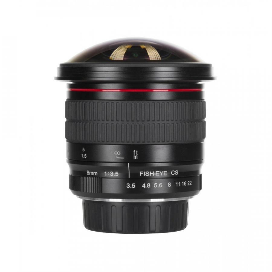 Meike MK 8mm f/3,5 Micro 4/3, Olympus/Panasonic