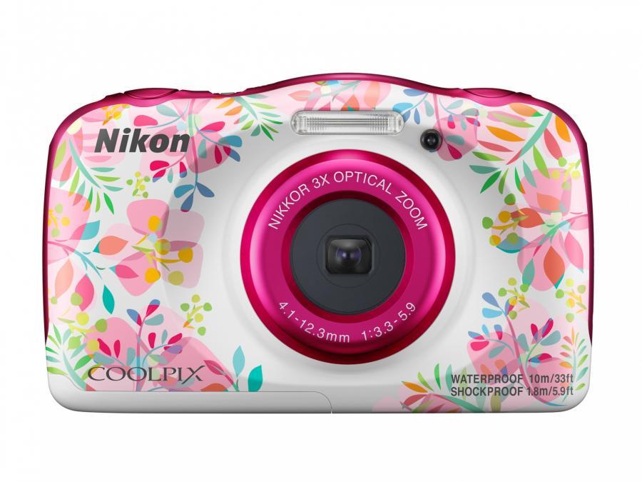 Nikon Coolpix W150 (flower) Backpack kit
