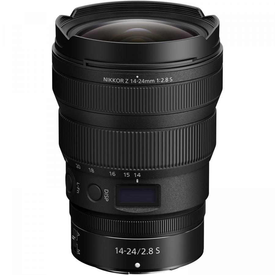 Nikon Nikkor Z 14 – 24 mm f/2,8 S