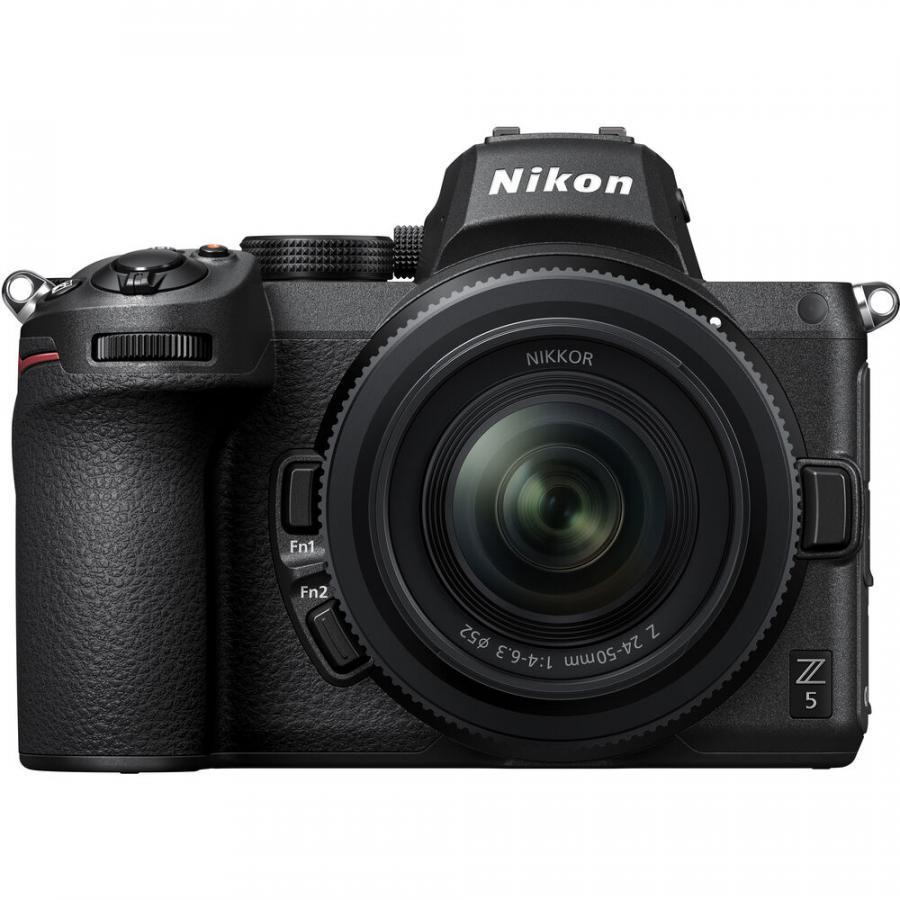 Nikon Z5 + Nikkor Z 24-50mm f/4-6,3