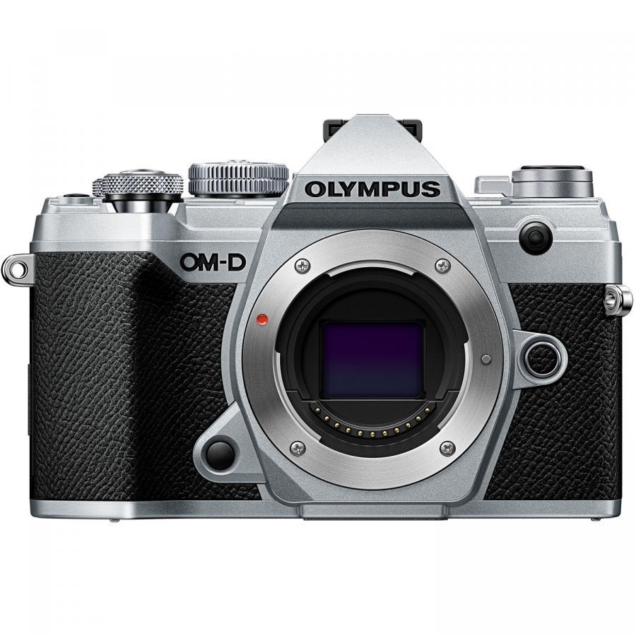 Olympus OM-D E-M5 Mk.III strieborný (telo)