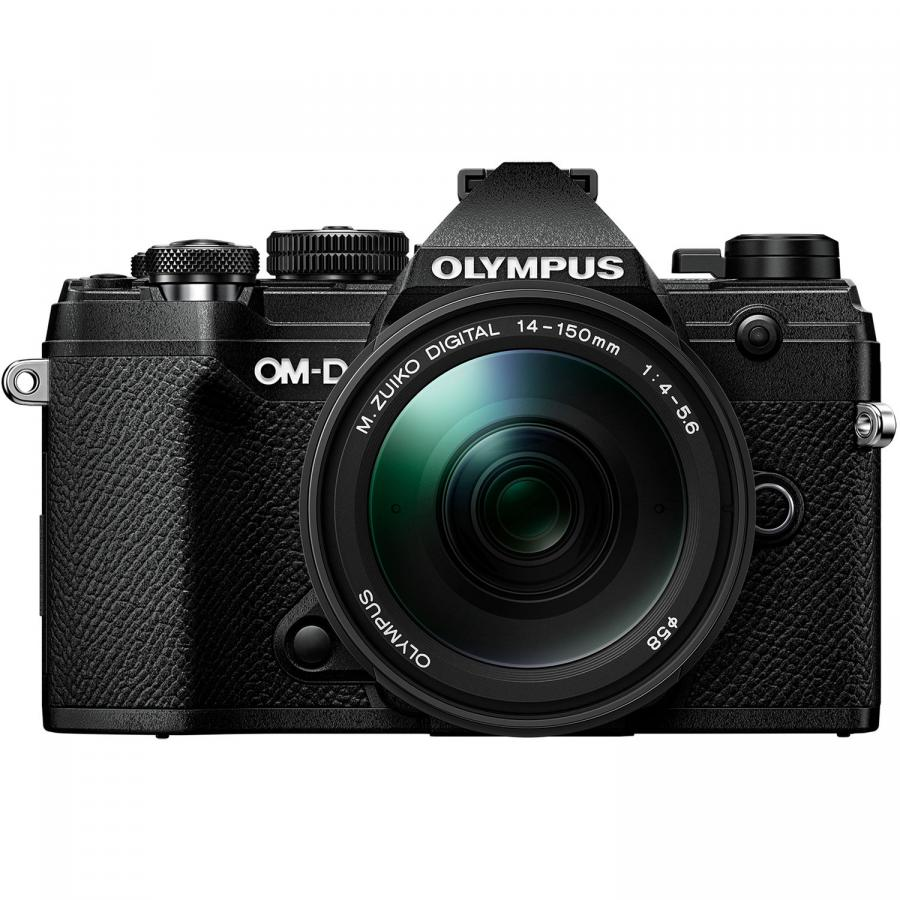 Olympus OM-D E-M5 Mk.III +ED 14-150mm f/4.0-5.6 II EZ čierny