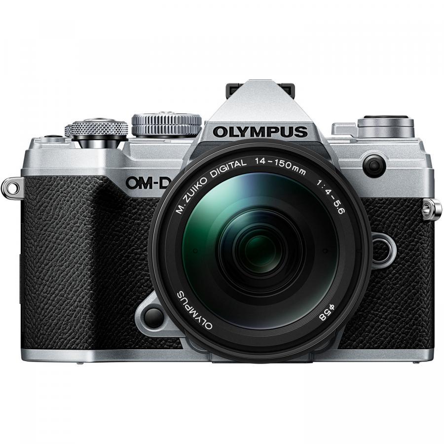 Olympus OM-D E-M5 Mk.III + ED 14-150mm f/4.0-5.6 II strieborný