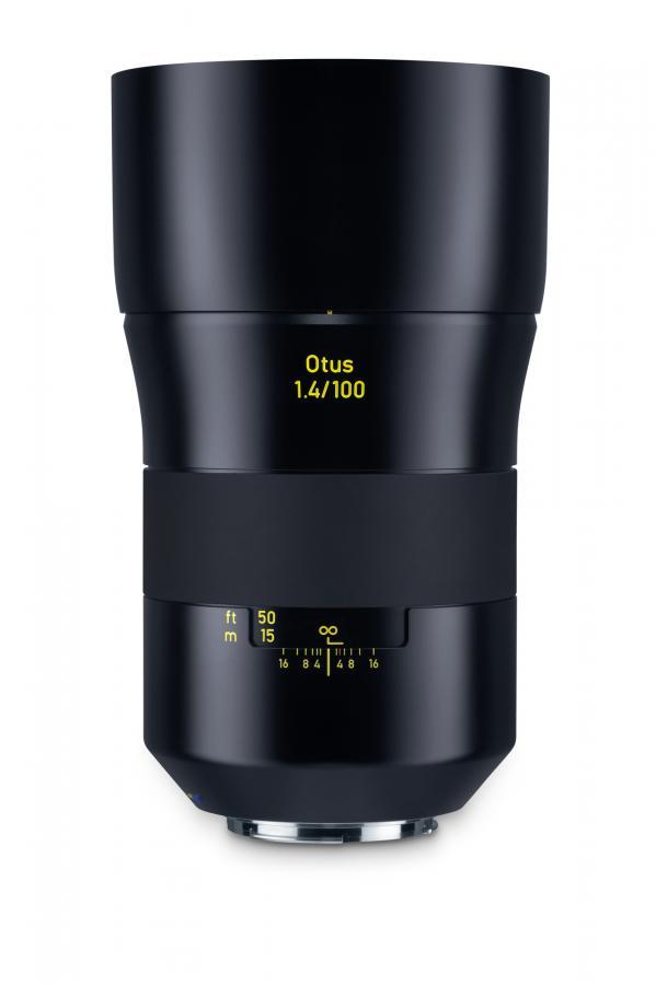 ZEISS Otus 100mm f/1.4 ZE baj. Nikon F