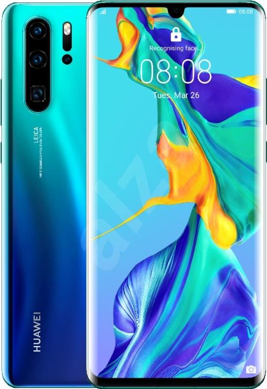 Huawei P30 Pro 6GB/128 GB, Gradientná modrá