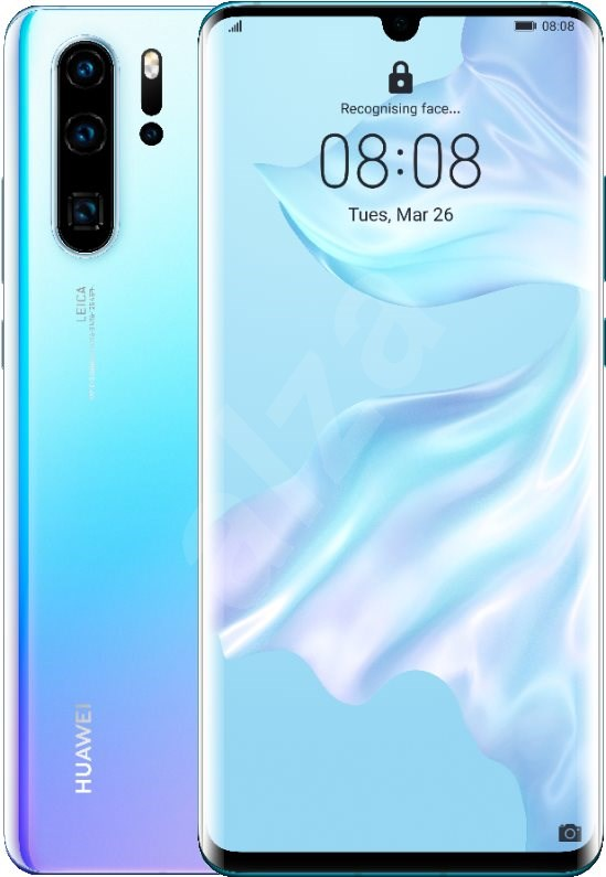Huawei P30 Pro 6GB/128 GB, Breathing Crystal