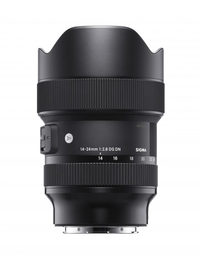 Sigma 14-24mm f/2.8 DG DN ART baj. Sony E