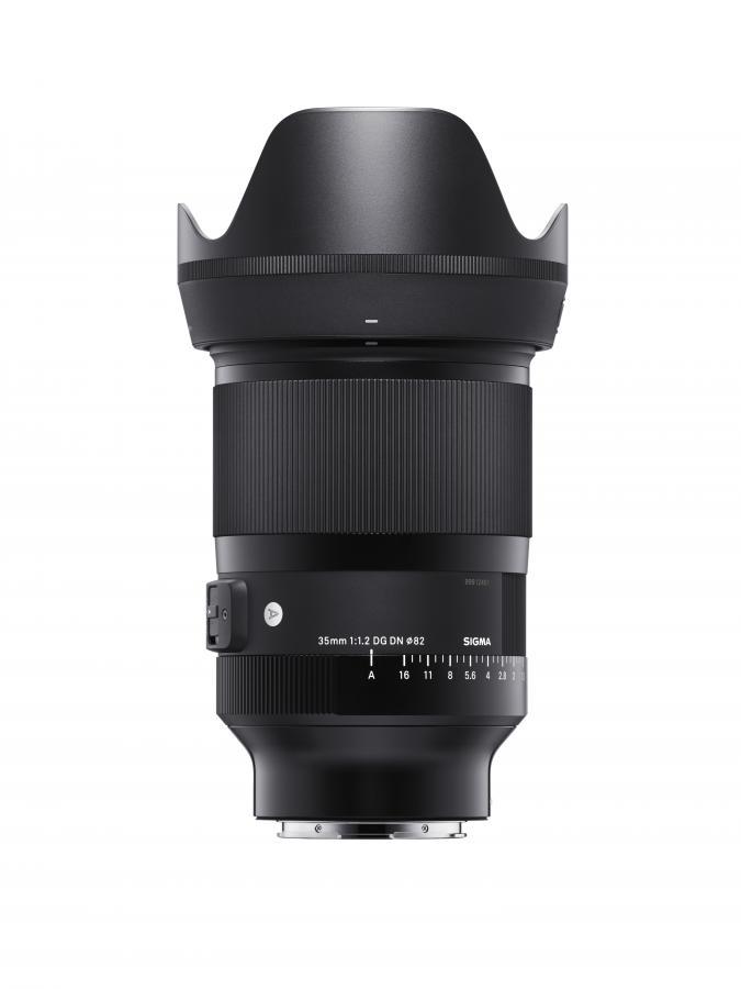 Sigma 35mm f/1.2 DG DN ART baj. Leica L