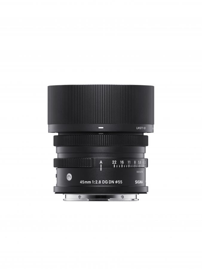 Sigma 45mm f/2.8 DG DN C baj. Sony E