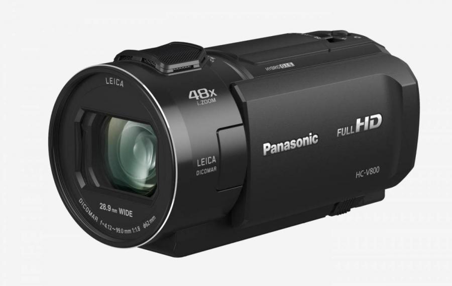 Panasonic HC-V800EP-K camcorder