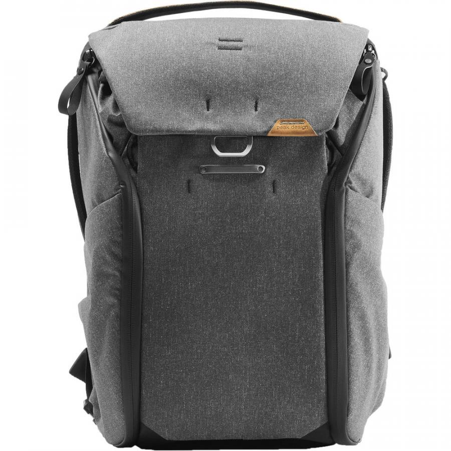 Peak Design THE EVERYDAY BACKPACK 20L v2  - Batoh, Tmavo šedá