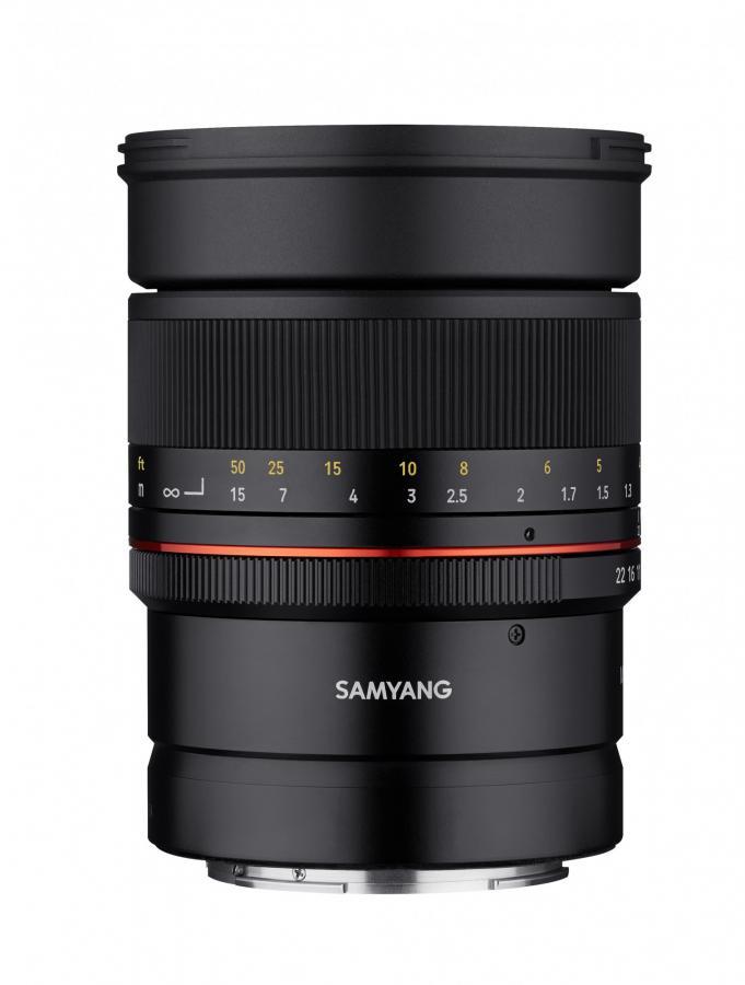 Samyang MF 85mm F/1.4 baj. Nikon Z