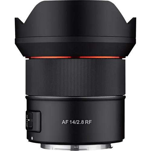 Samyang AF 14mm f/2.8 pre baj. Canon RF