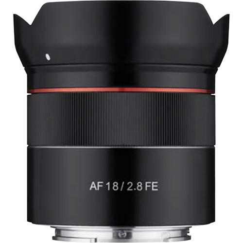 Samyang AF 18mm f/2.8 Sony FE