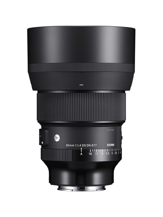 Sigma 85mm f/1.4 DG DN Art, Baj. Sony E Mount