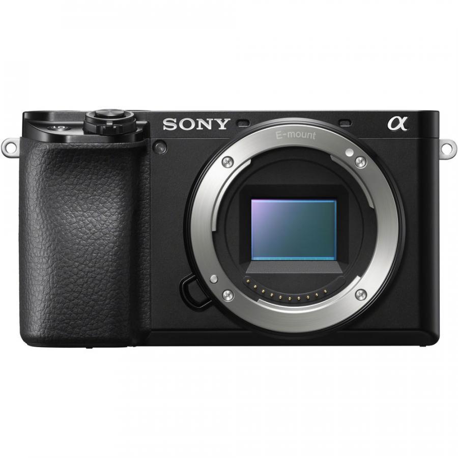Sony Alpha A6100 (telo)