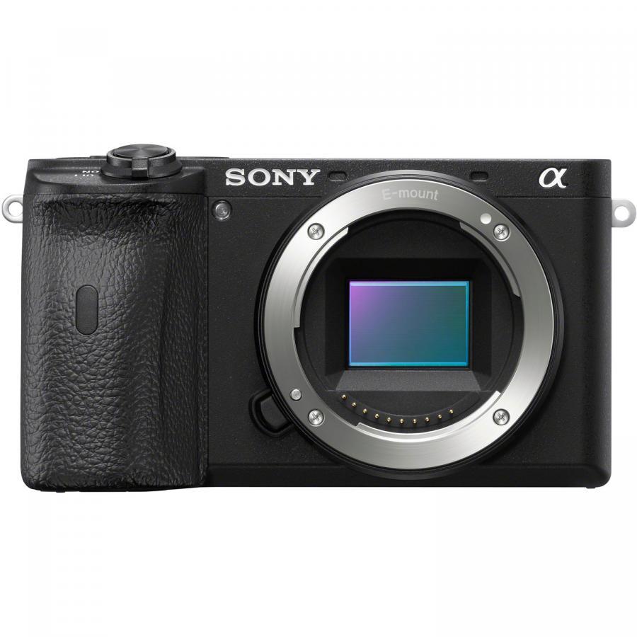 Sony Alpha A6600 (telo)