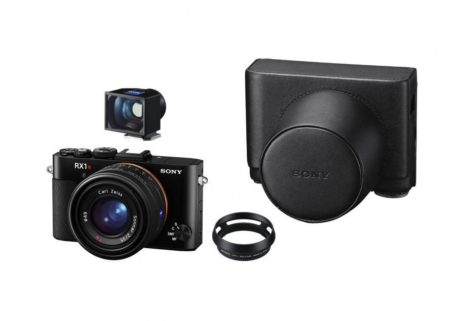 Sony Cyber-Shot DSC-RX1RII+FDA-V1K+LHP-1+LCJ-RXHB