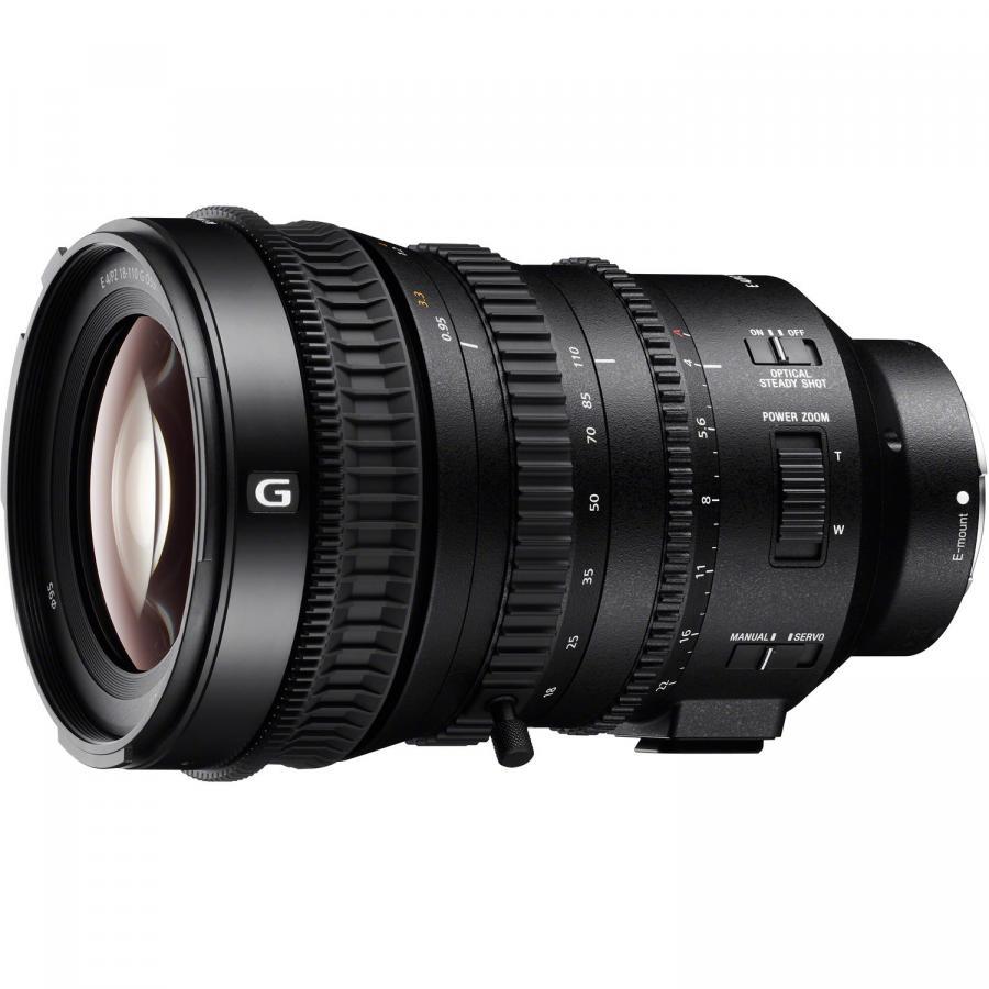 Sony E PZ 18-110mm f/4 G OSS