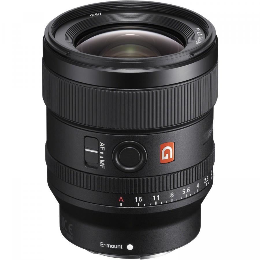 Sony FE 24mm F1.4 GM CASHBACK 100 €