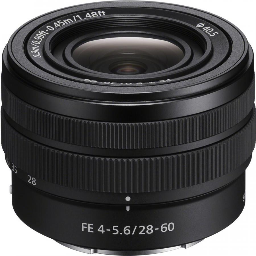 Sony FE 28-60 mm f/4-5,6