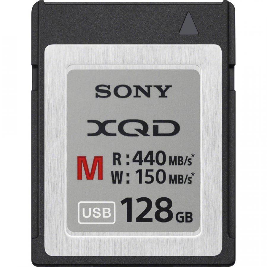 a4c87afe3 Sony XQD M 128 GB - PRO.Laika