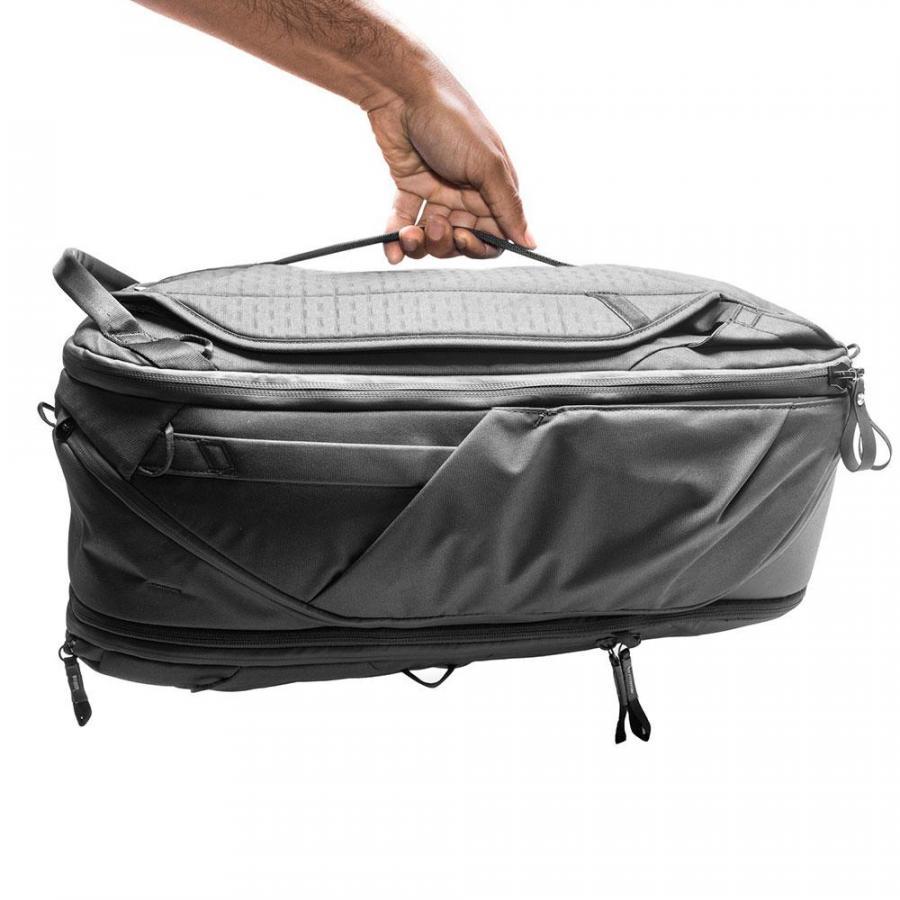 0ffee3eea7 Travel Backpack 45L je batoh veľkosti príručnej batožiny nabitý tými  najlepšími funkciami (tak ako ste u Peak Design zvyknutí) pre cestovanie.