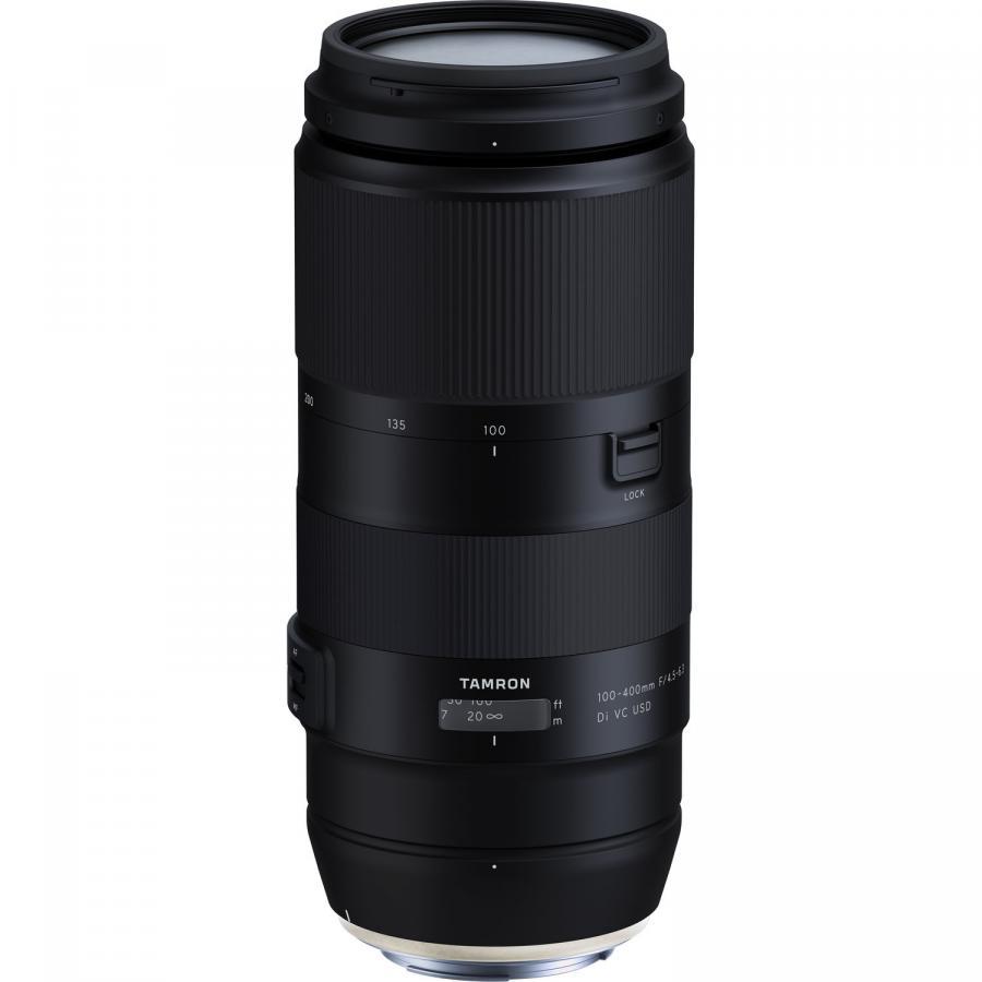 Tamron AF 100-400mm F/4,5-6,3 Di VC USD baj. Canon