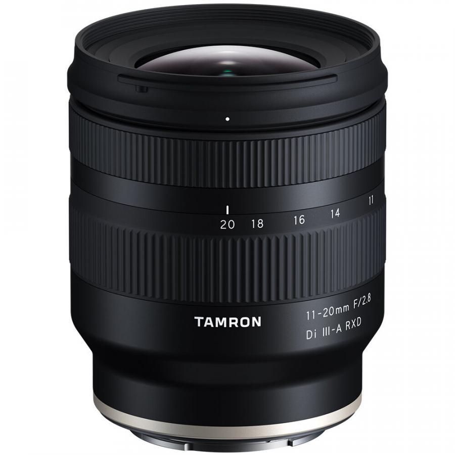 Tamron 11-20mm F/2.8 Di III-A RXD baj. Sony E