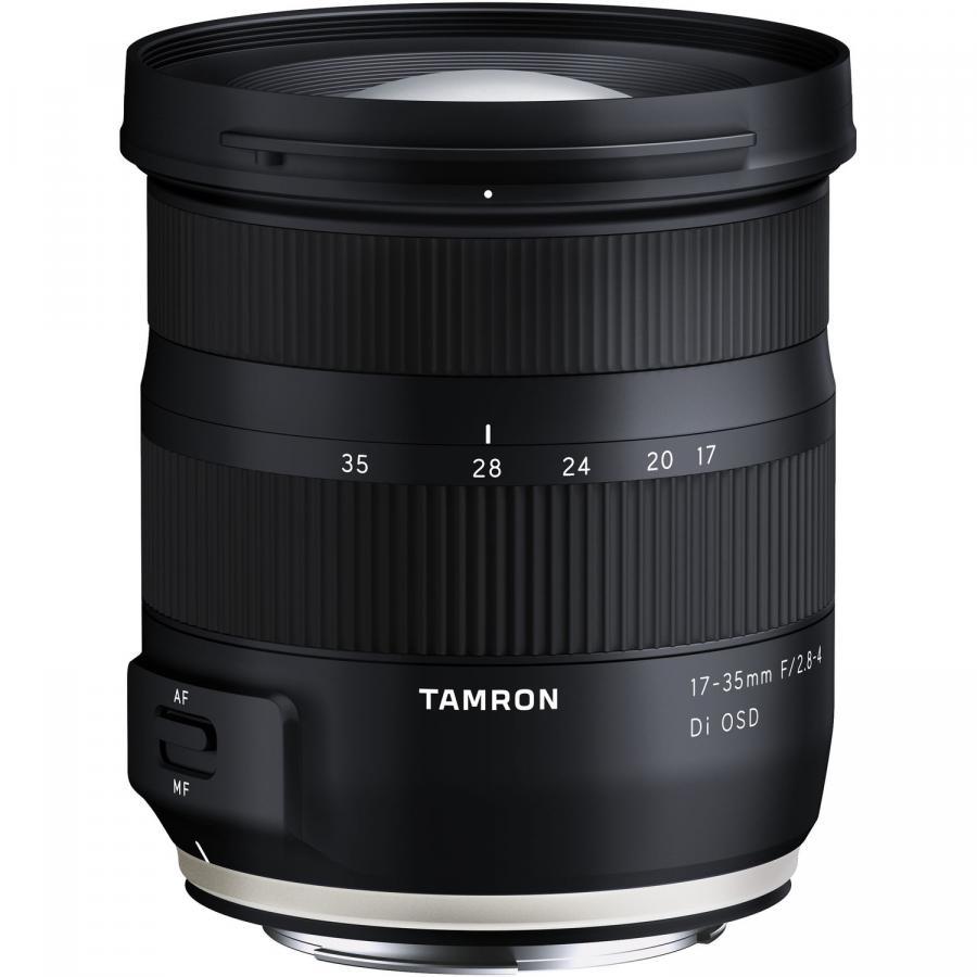 Tamron 17-35mm f/2.8-4 DI OSD baj. Nikon + Tamron UV filter zadarmo