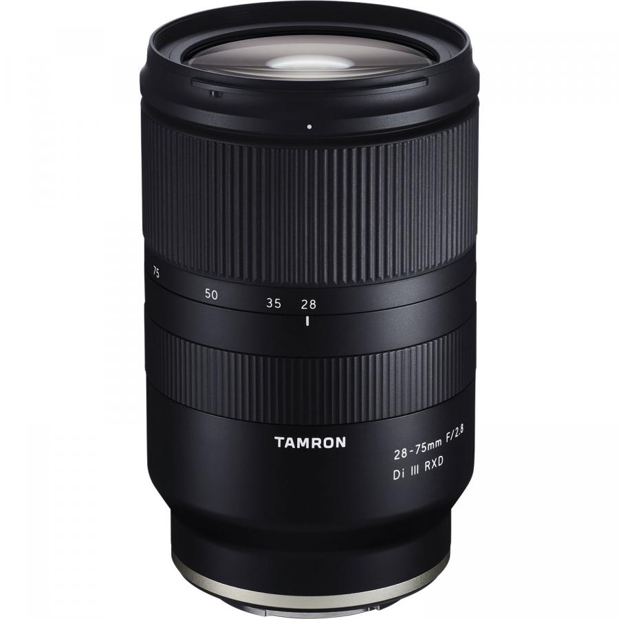 Tamron 28-75mm f/2.8 Di III RXD pre Sony FE, CASHBACK 75 €