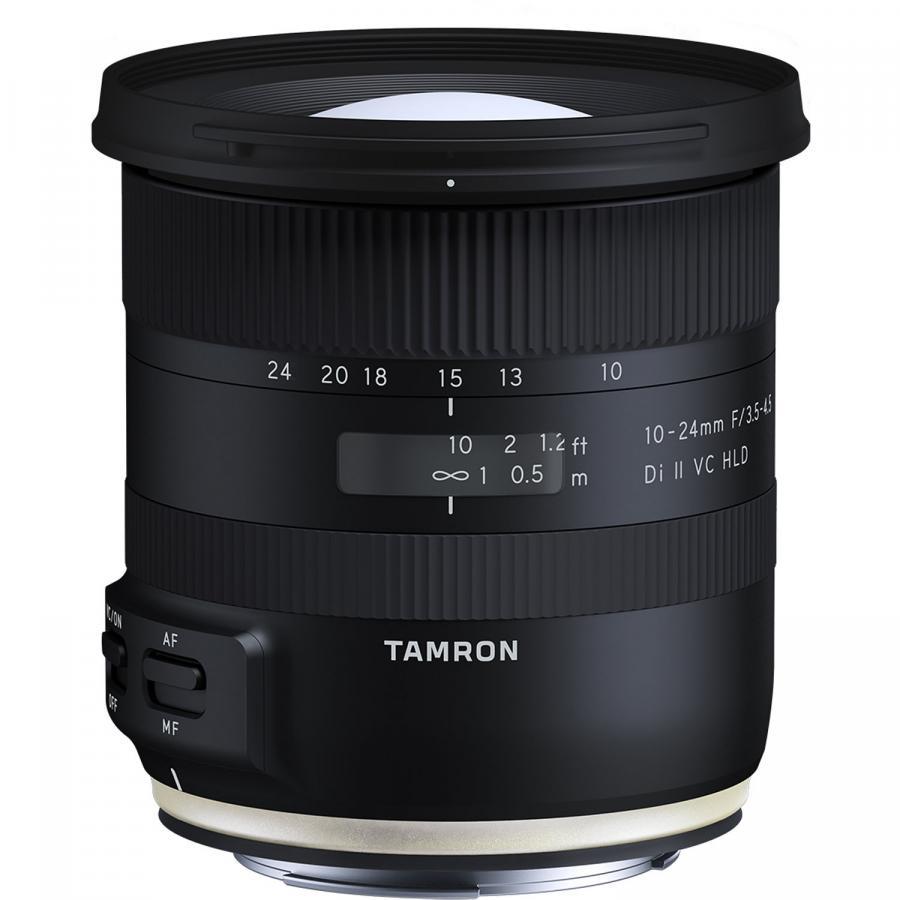 Tamron SP 10-24mm f/3.5-4.5 Di II VC HLD ASPH IF, baj. Canon