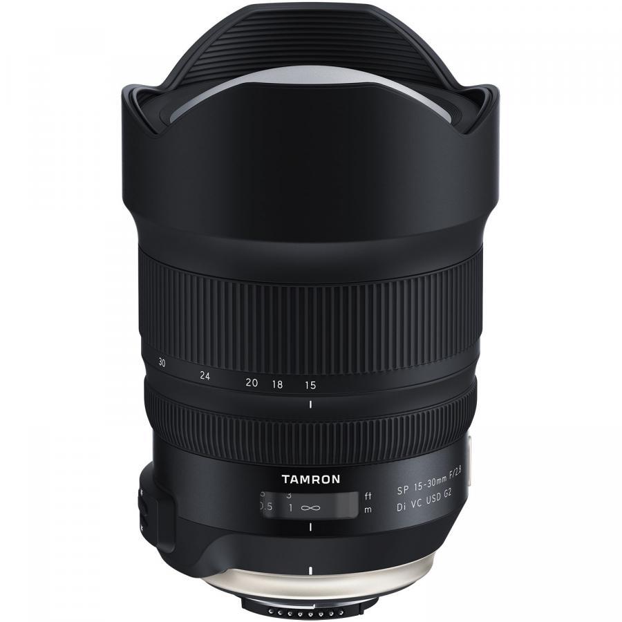Tamron SP 15-30mm F/2.8 Di VC USD G2 baj. Nikon