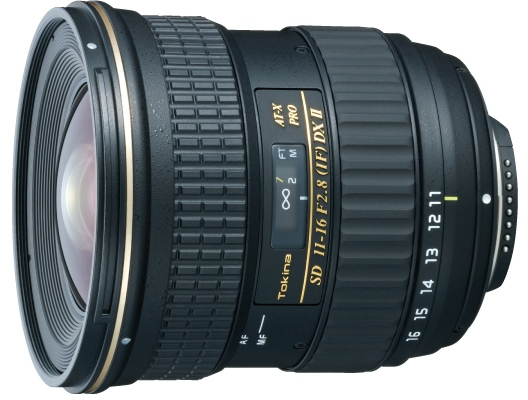 Tokina AT-X PRO AF 11-16mm f/2.8 DXII, baj. Canon