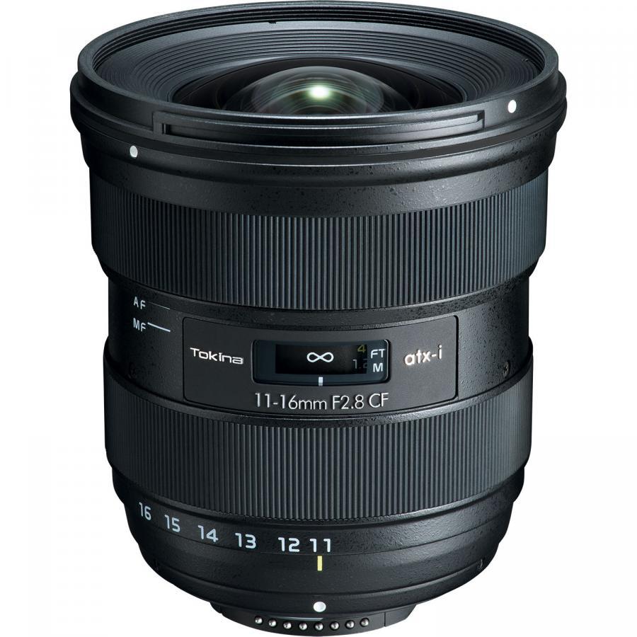 Tokina atx-i 11-16mm f/2.8 CF baj. Nikon (DX)