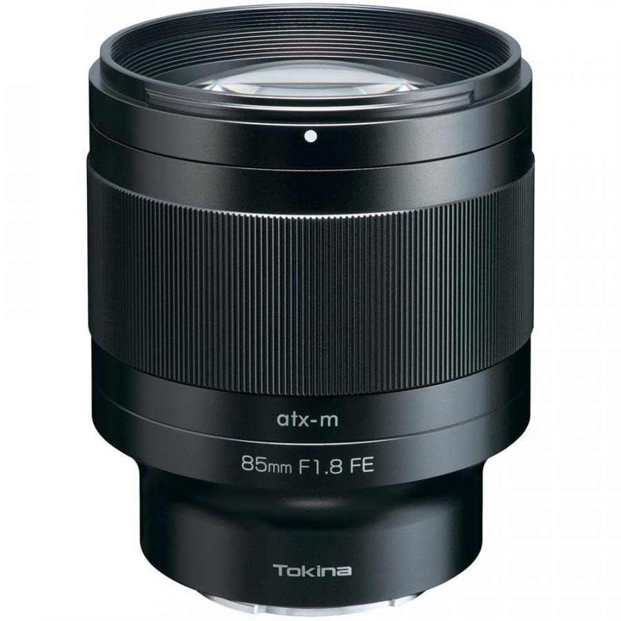 Tokina atx-m 85 mm f/1,8 baj. Sony FE