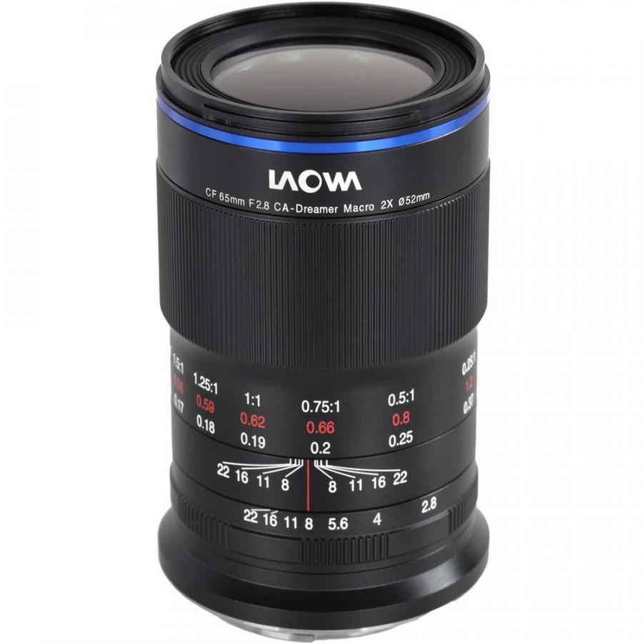 Laowa 65 mm f/2.8 2X Ultra Macro baj. Sony E
