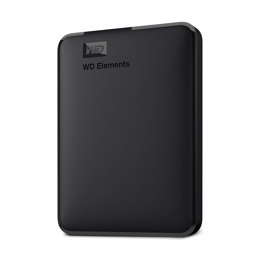 """WD Elements Portable SE 2TB 2,5"""" USB 3.0 Čierny"""