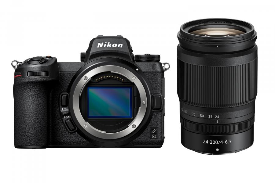 Nikon Z6 II + NIKKOR Z 24–200 mm f/4–6,3 VR