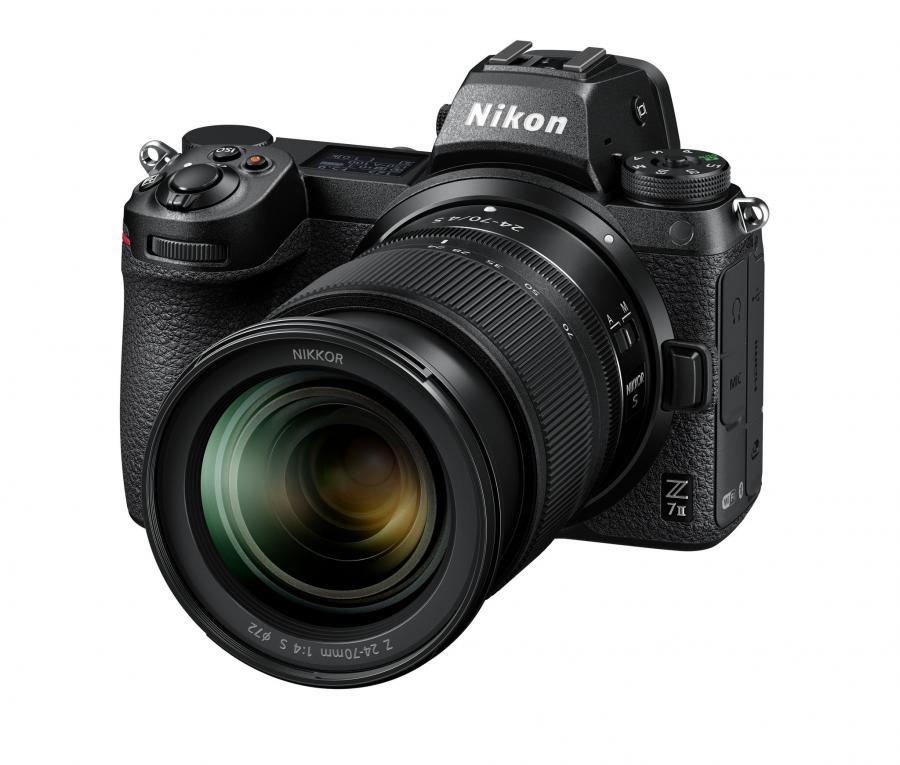 Nikon Z7 ll + Nikkor Z 24-70mm f/4 S