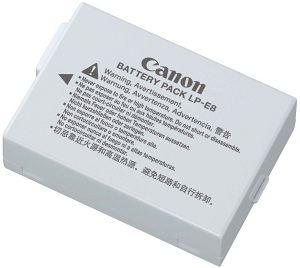 Canon LP-E8 Akumulátor pre Canon EOS 550D,600D,650D,700D