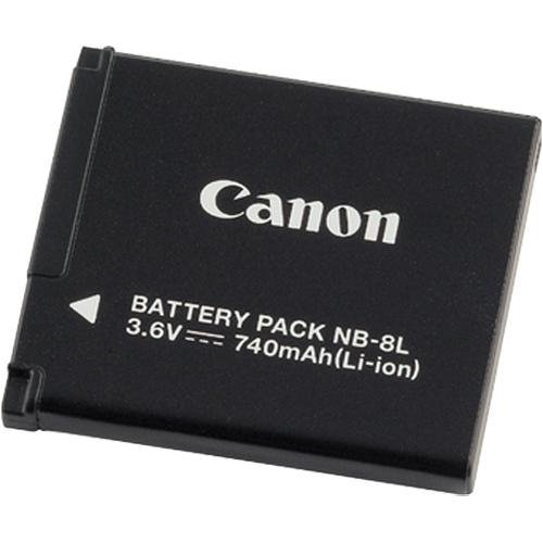 Canon NB-8L Akumulátor