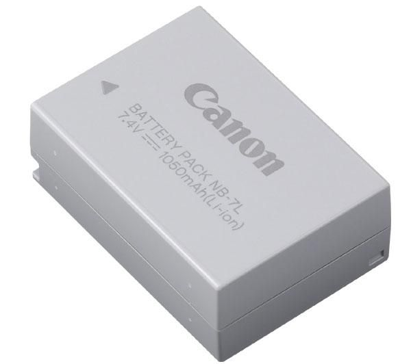 Canon NB-7L Akumulátor