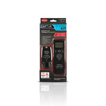 Hähnel Captur Timer Kit Canon DSLR - diaľková spúšť s intervalometrom